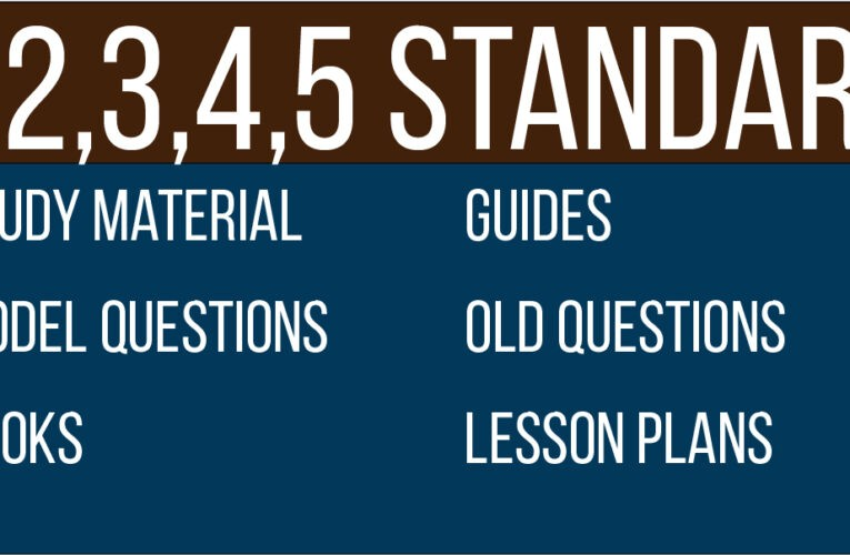 1st,2nd,3rd,4th,5th Study Material   Model Question Papers  Guides  Downloads