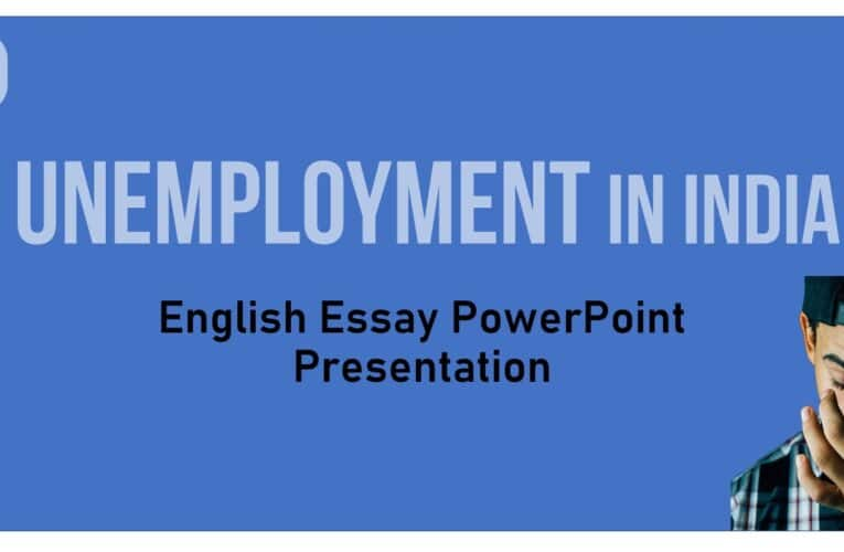 unemployment in india ppt presentation download