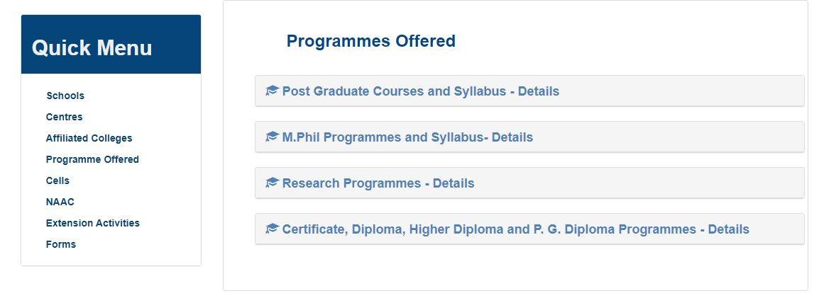 Madurai Kamaraj University UG & PG Admission