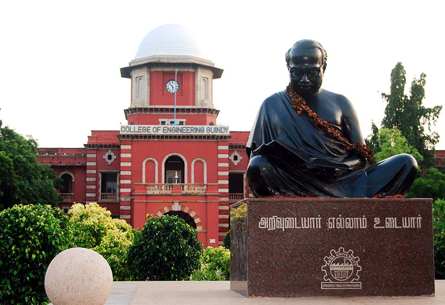 top engineering colleges chennai