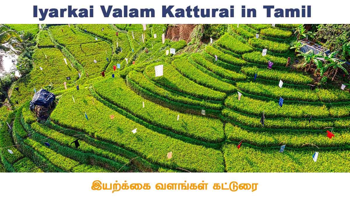 Iyarkai Valam Katturai in Tamil